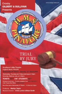 H.M.S. Pinafore / Trial by Jury